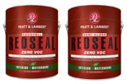Pratt and Lambert Red Seal Paint